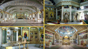 Курский Знаменский Собор внутри