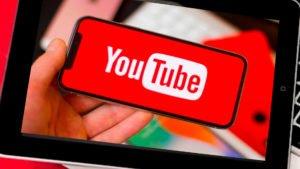Создание аккаунта YouTube