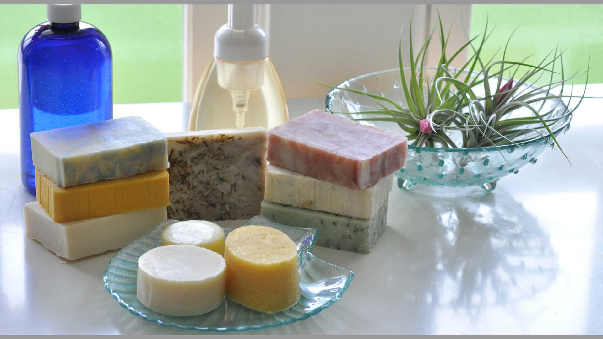 Правильный выбор мыла