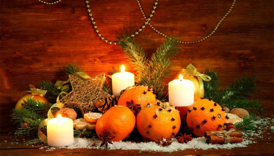 Ароматерапия Новогодние ароматы