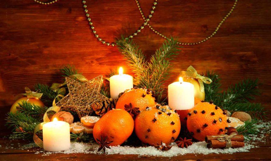 Новогодние ароматы (ароматерапия)