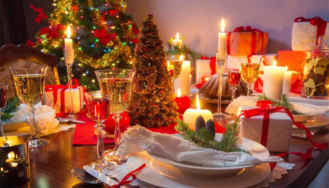 Как приготовить новогодние праздничные блюда при любой диете