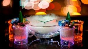 Новогодние эфирные коктейли