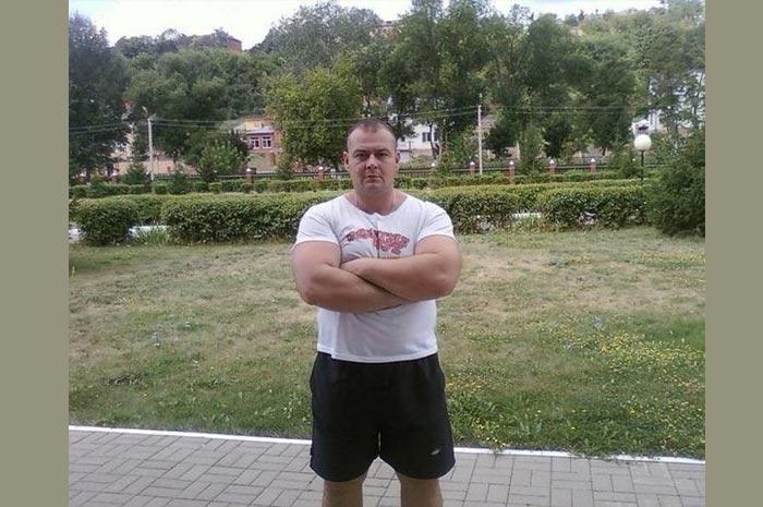 Спорткомплекс МЧС Курск после тренировки 2013 год