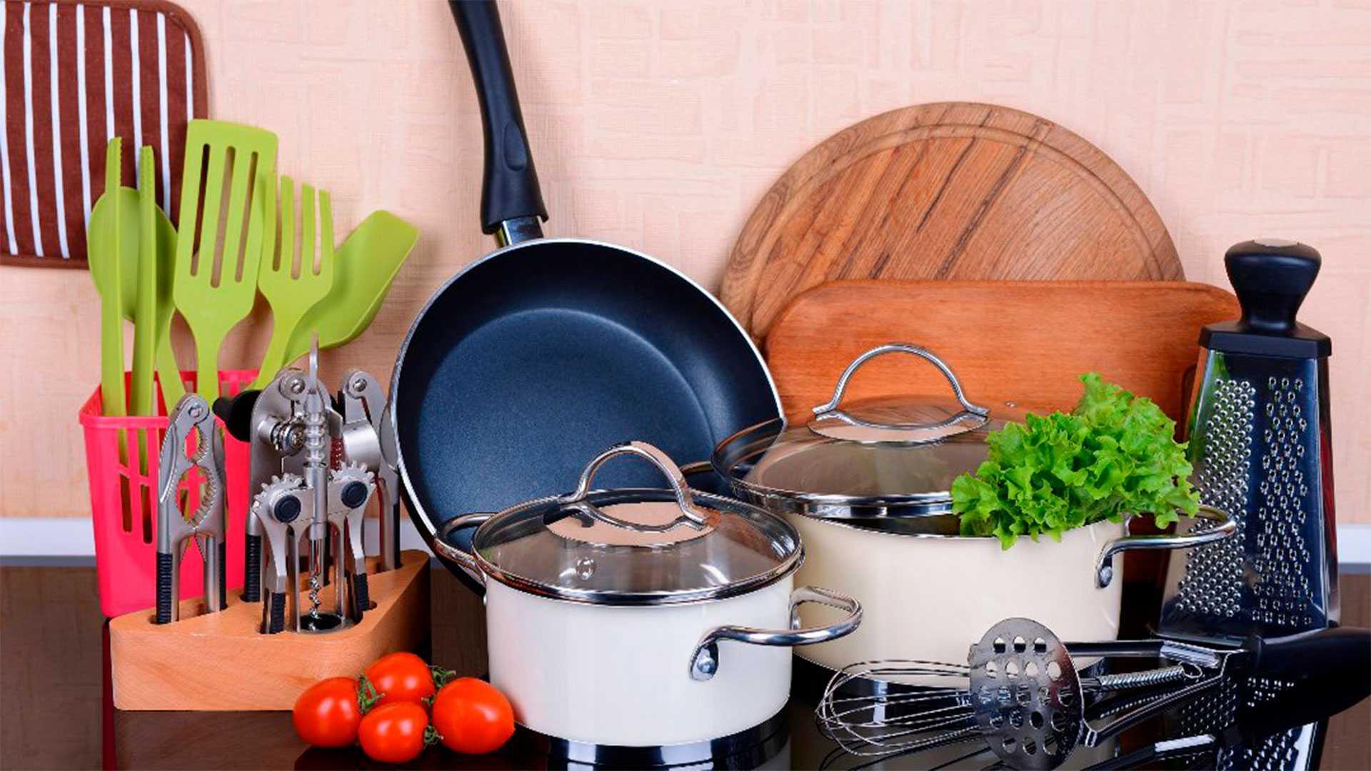 Как выбрать посуду правильно. Посуда для приготовления пищи