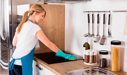 Чистящие домашние средства. Чистота в доме