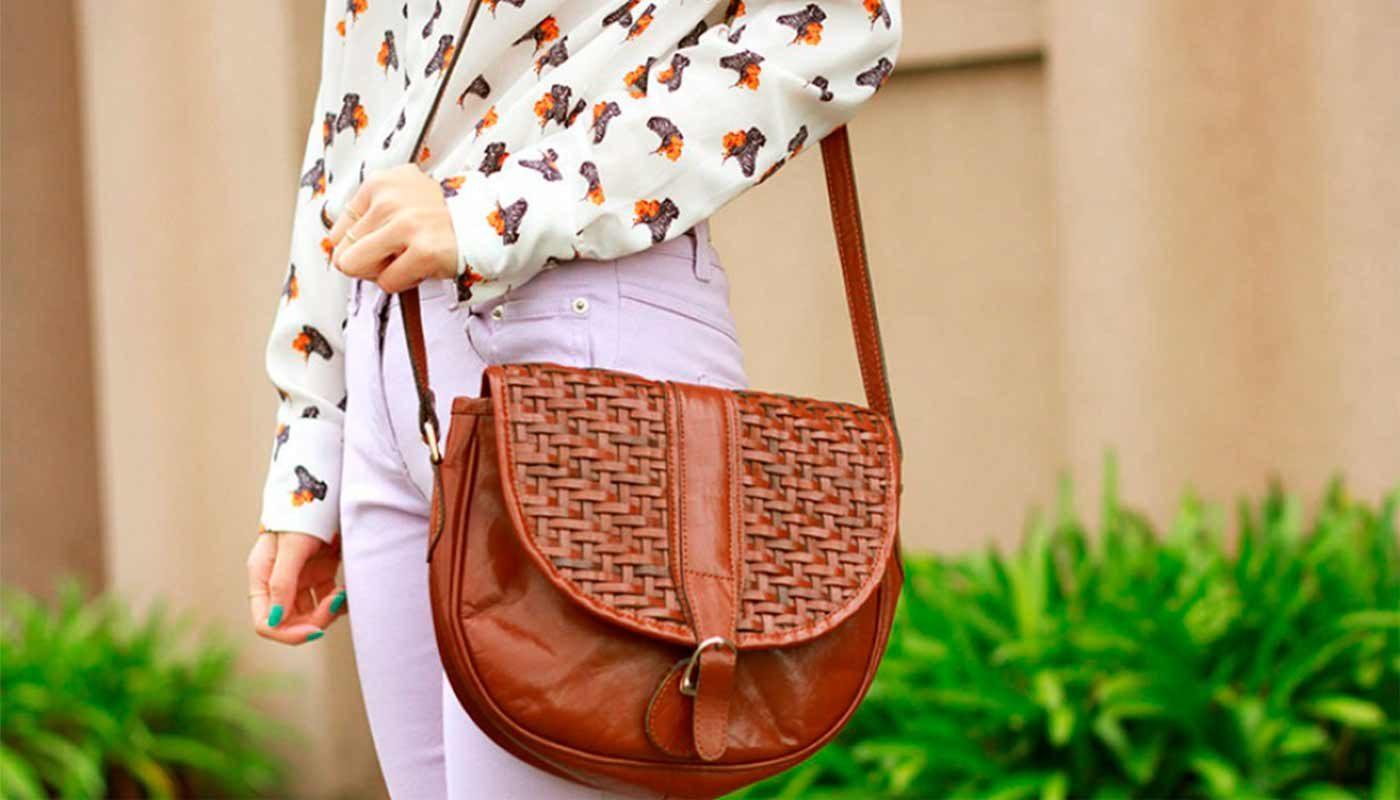 Как правильно носить сумку, чтобы не навредить здоровью. История сумок