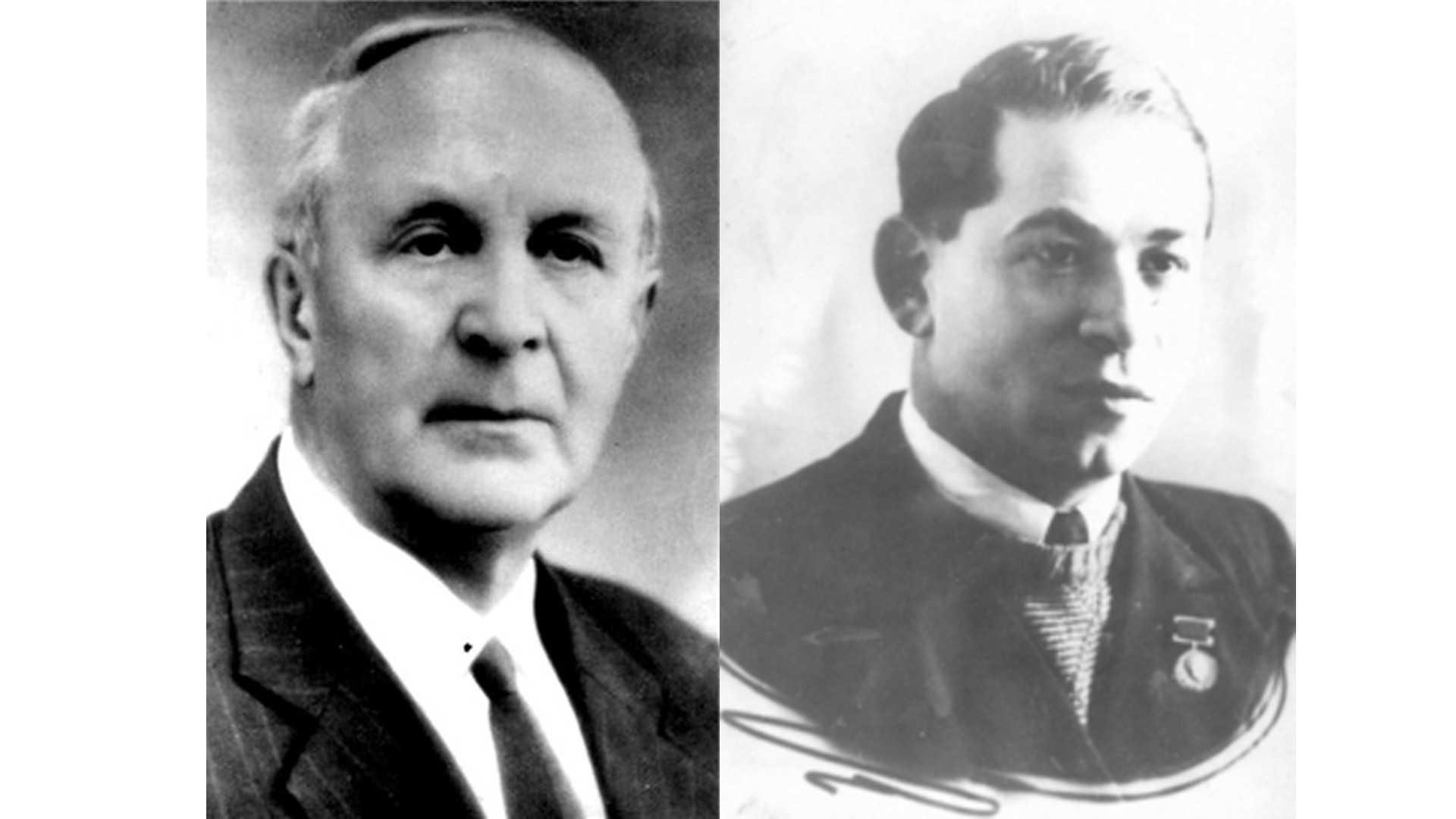 Пермские гениальные врачи-ученые Алексей Пшеничнов и Борис Райхер