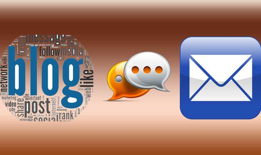 Как получать ответы на комментарии оставленные на блоге wordpress по электронной почте
