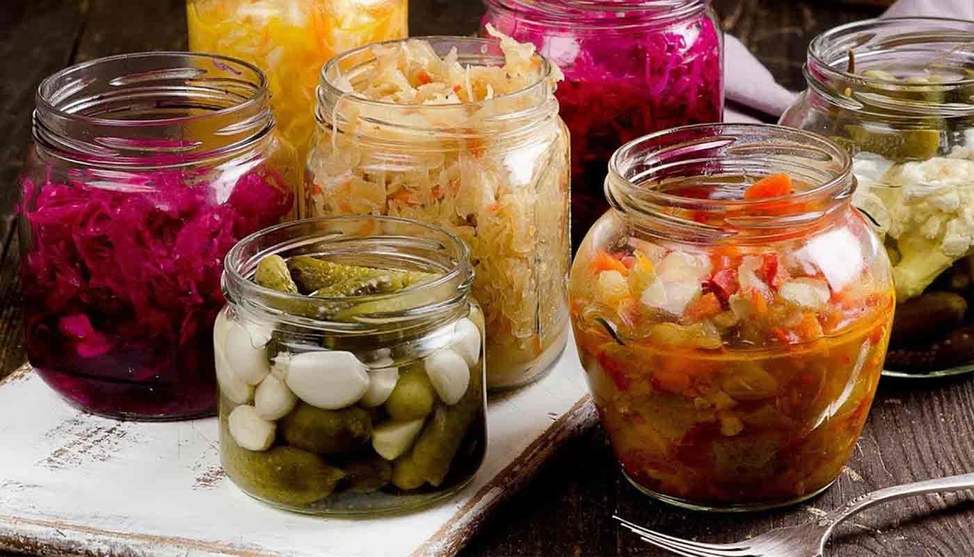 Ферментация: квашение, брожение, мочение, соленье. Рецепты квашеных овощей
