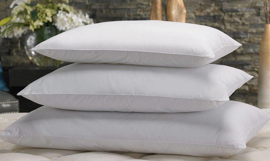 Как выбрать подушку для сна правильно. Жесткость, высота и наполнители подушек