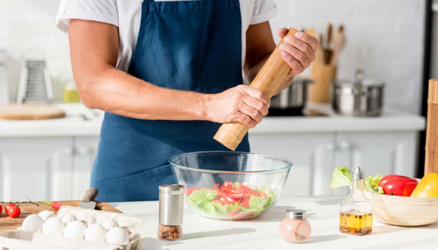 Как готовить, не оставляя беспорядка и сохранить кухню в чистоте