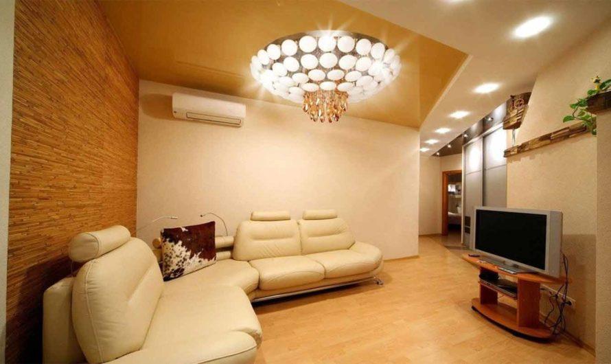 Как выбрать правильное освещение для дома. Как правильно рассчитать размер светильника и какую люстру выбрать