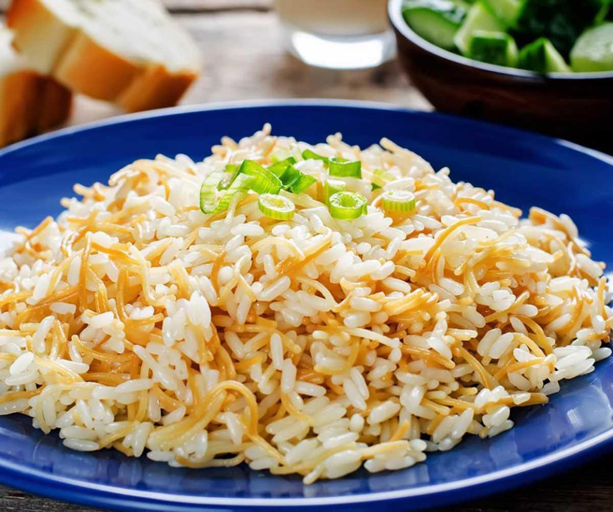 Макаронно-рисовый микс