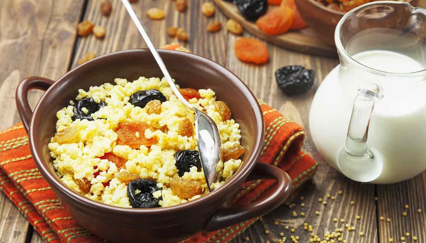 Рецепты приготовления каш на каждый день