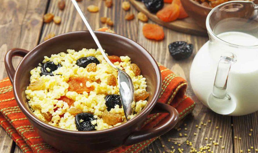 Каши, рецепты приготовления на каждый день