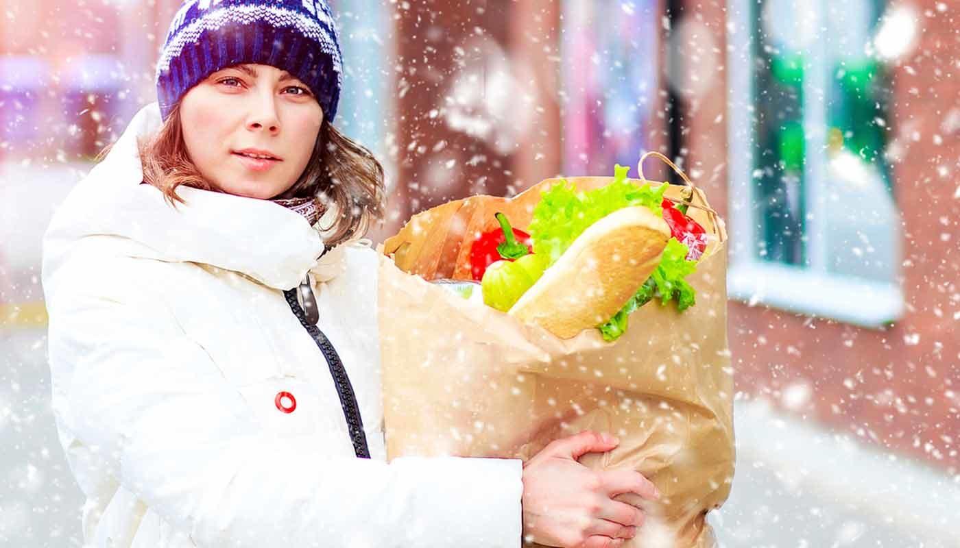 Зимнее питание: правильная еда в зимний период