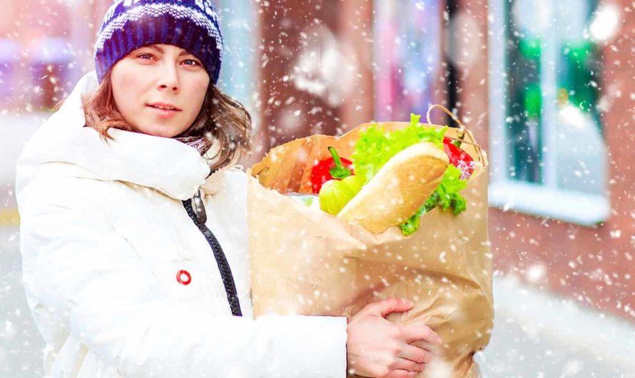 Зимнее питание: правильная еда в зимний период. Рецепты приготовления блюд для зимнего меню