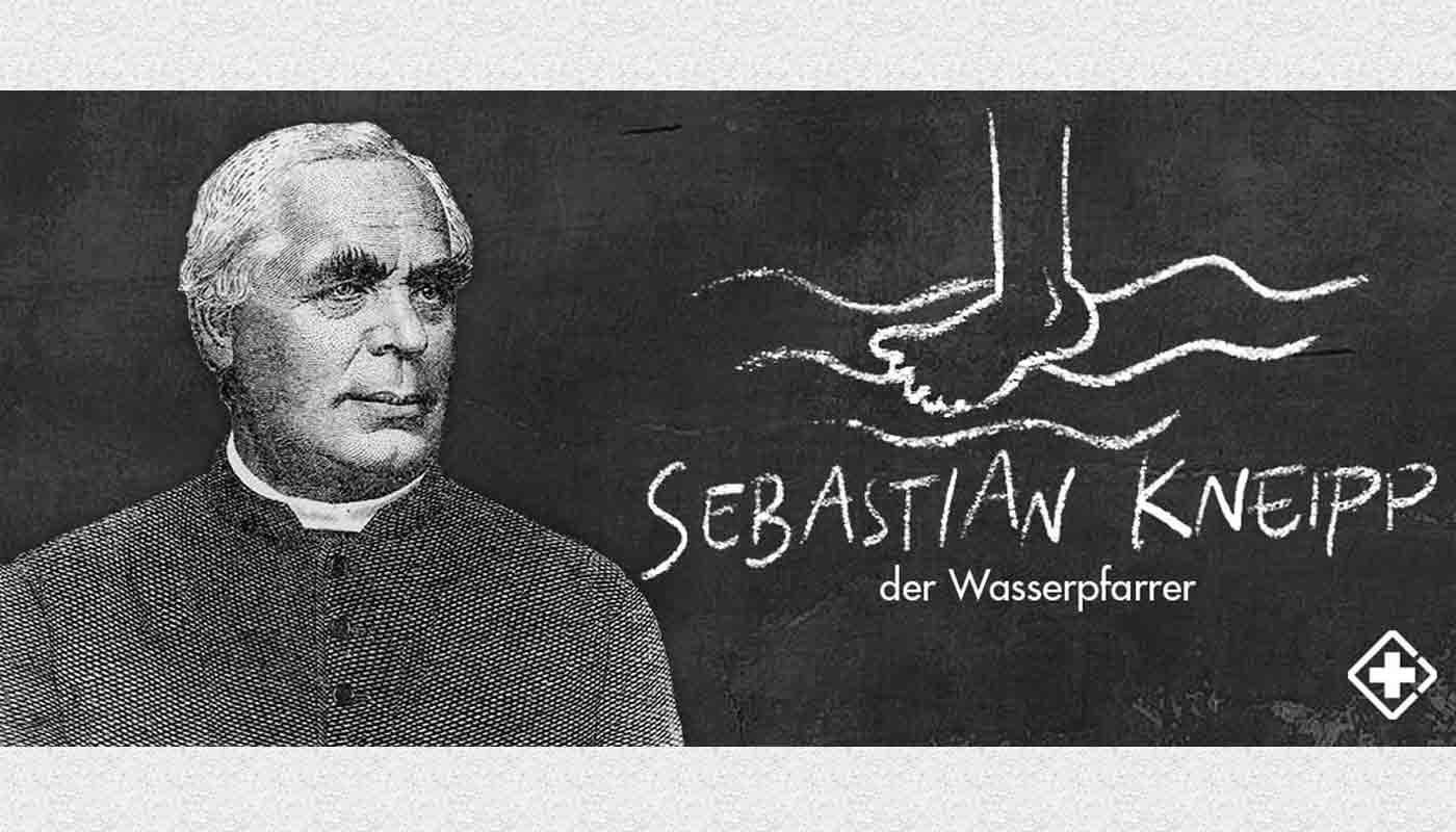 Водолечение: водный доктор Себастьян Кнейпп и его лечение без лекарств