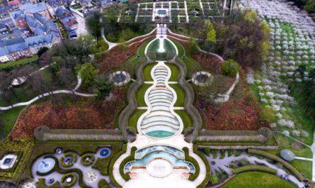 Ядовитый сад Альнвик герцогини Нортумберлендской